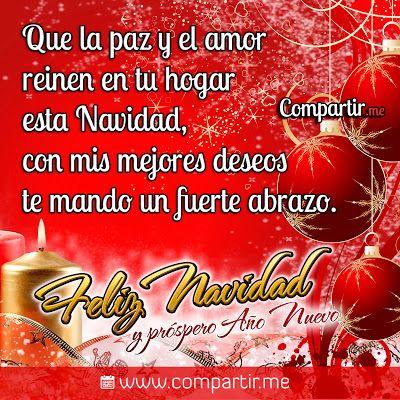13 best feliz navidad images on pinterest merry - Saludos de navidad ...