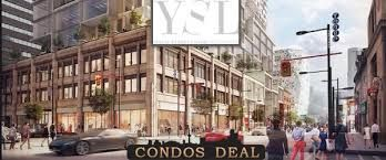 Get the best deal while buying your new condo, the one that will make you become the proud owner of a luxurious house by investing in the most recent world class development. #YSLResidences