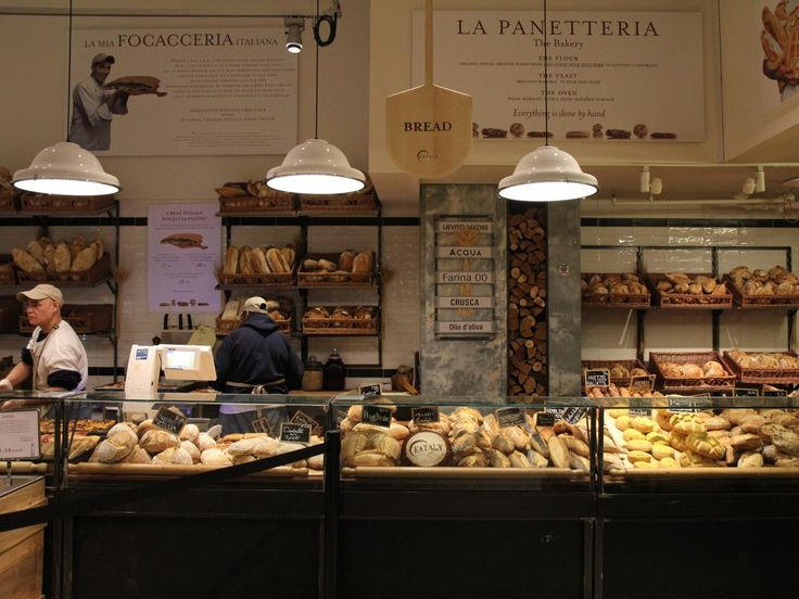 Tour Of Mario Batali's Eataly Market - Business Insider