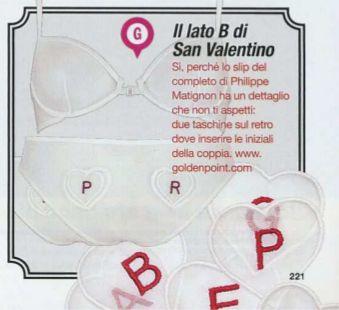 Il lato B di #SanValentino  #ValentineDay #love #passion  @Glamour Italia