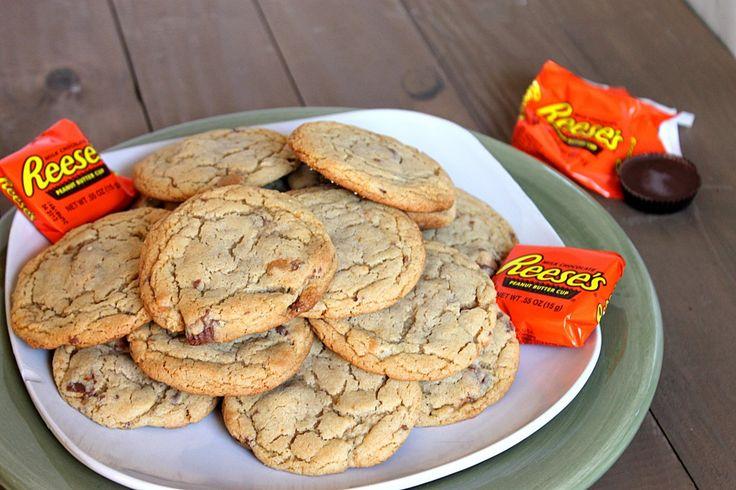 Reese's Cup Cookies : Fabtastic Eats