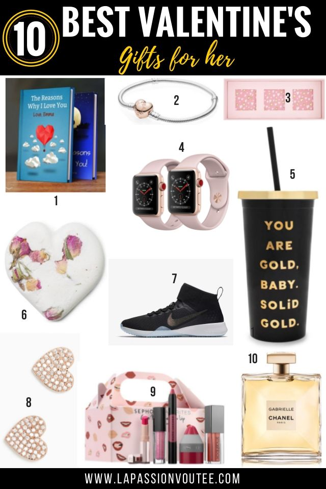 10 Thoughtful Valentine S Day Gifts For Her This Year Valentines