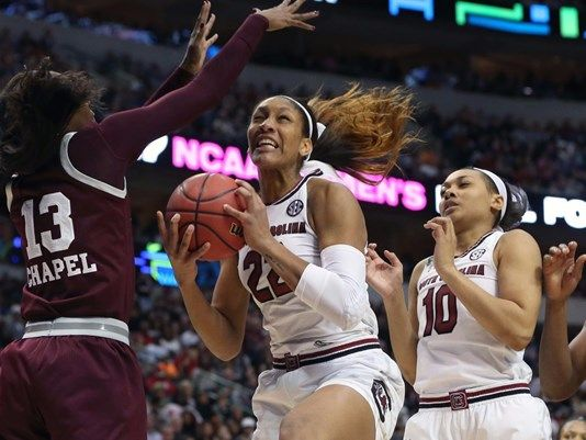 CHAMPS!! Gamecocks Win First-Ever National Title | wltx.com
