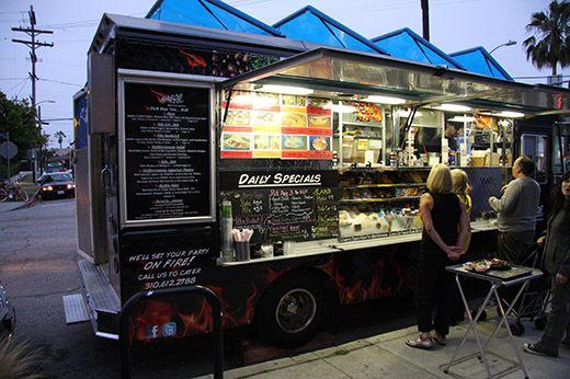 Boba Love Food Truck Menu
