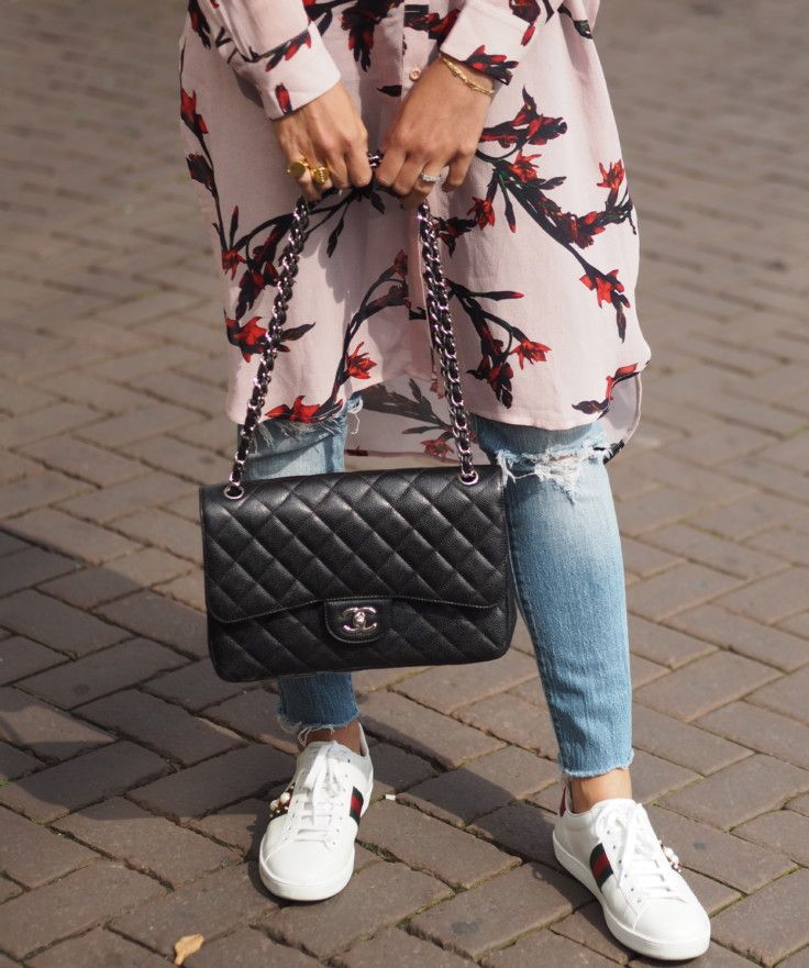 1706ba89a S T R E E T S T Y L E | Fashion, Gucci sneakers, Outfits