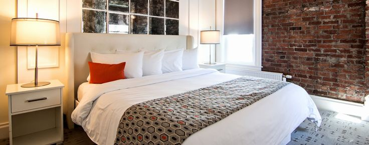 Mystic Hotel San Francisco: The hotel's 82 minimalist modern rooms feel cozy thanks to original architectural details.