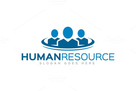 Human Resource Logo by LogoLabs on Creative Market