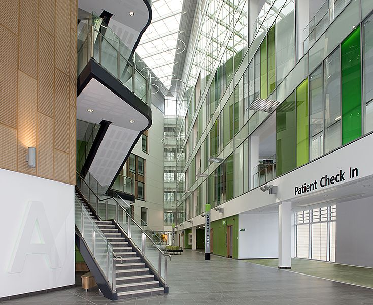Construction on the Southmead project began in 2005 and has since cost the NHS over £430 million. A project The Senator Group is proud to have been involved in.