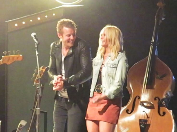 WATCH: Miranda Lambert Joins Anderson East on Stage to Perform 'My Girl' at Chris Stapleton's Show http://www.people.com/article/miranda-lambert-anderson-east-sing-my-girl