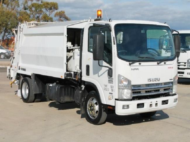 Trucksforsale - Used Isuzu NPR400 Waste Disposal for sale - - $59,990 AUD