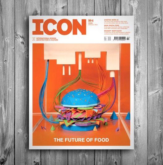 创意杂志封面设计集锦