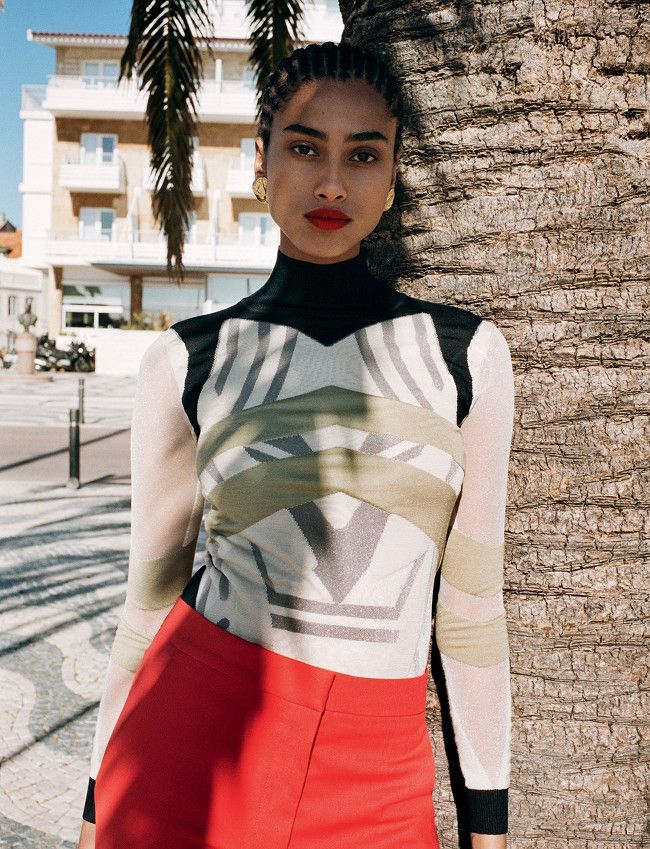 Editorials Imaan Hammam British Vogue May 2019 Images By Angelo Pennetta Superselected Black Fashion Magazine Black Editorial Fashion Vogue Uk Fashion