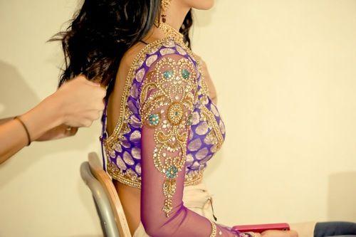exquisite blouse
