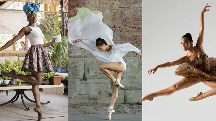 Ingrid Silva, Alison Stroming, and Courtney Lavine are all blazing new trails in the predominantly white ballet world - and their artistry will take your breath away.