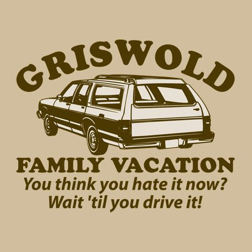 griswold family vacation you think you hate it now wait 39 til you drive it t shirt national. Black Bedroom Furniture Sets. Home Design Ideas