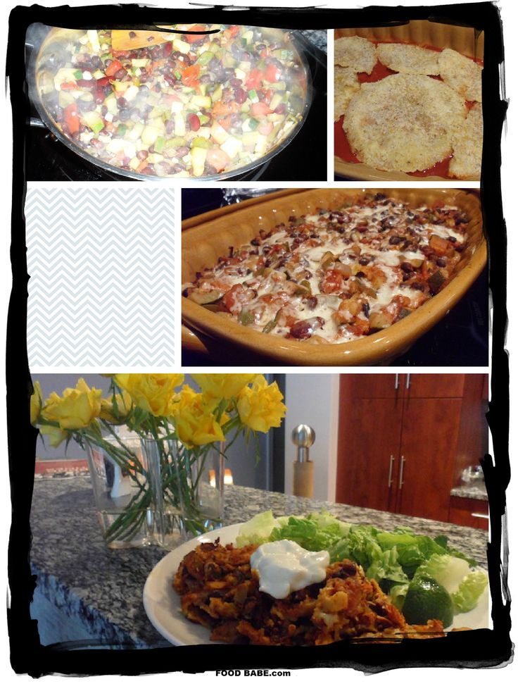 Mexican Casserole Food Babe