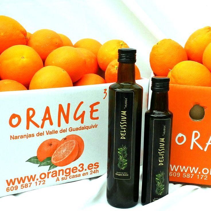 Pack Naranjas y Aceite