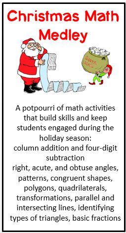 Free Worksheets preschool christmas math activities : 1000+ images about Christmas Math Ideas on Pinterest | Fact ...