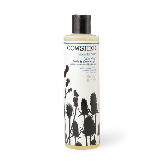 Moody Cow Balancing Bath & Shower Gel (300ml)