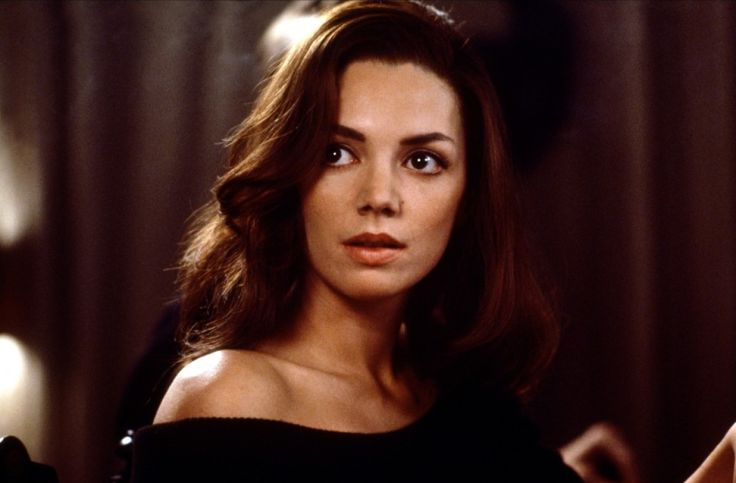 Joanne Whalley. Not since the 60s, when Natalie Wood's ...