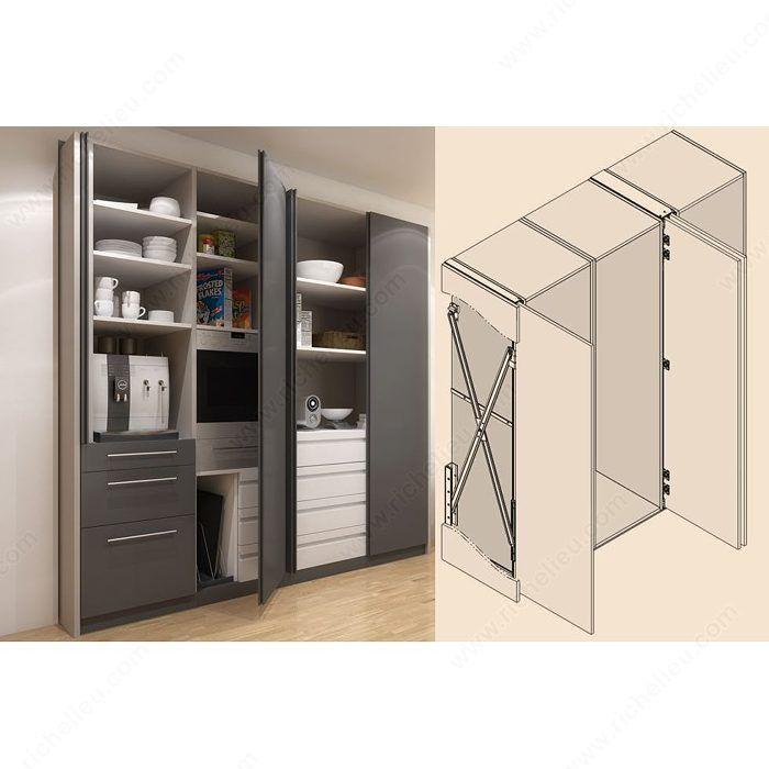 Hawa-Concepta 25 System for Pivoting Pocket Doors ...