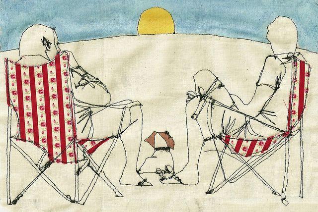 Sitting by Sarah Walton