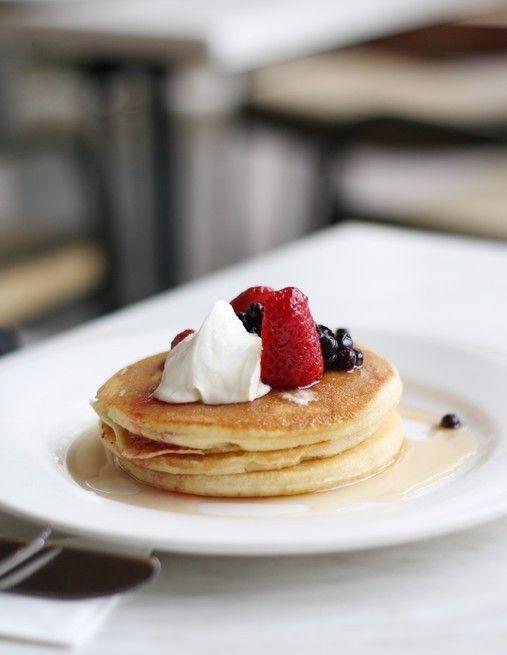 Pancakes américains, comme à Brooklyn - By Papilles et Pupilles