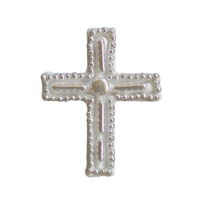 Σταυρός για δίσκο μνημοσύνου 8.5x6.5 cm | Εφοδιαστική