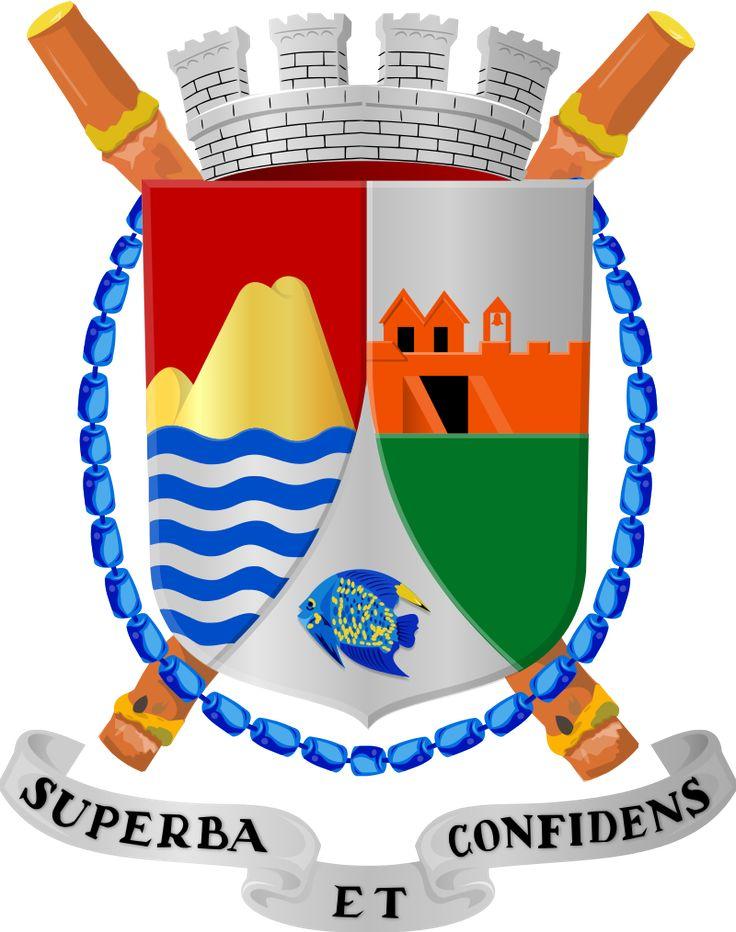 Coat of arms of Sint Eustatius