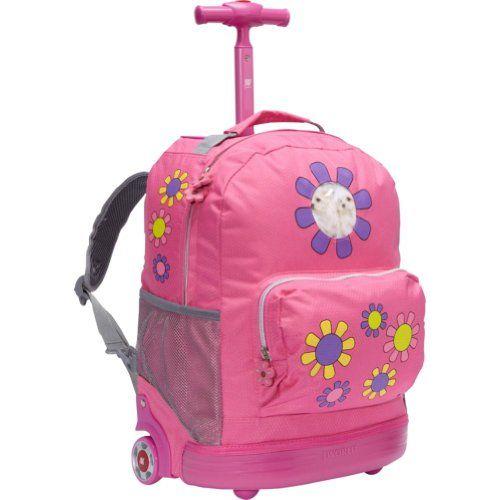 12 best Shopping, Rolling Backpacks images on Pinterest   School ...