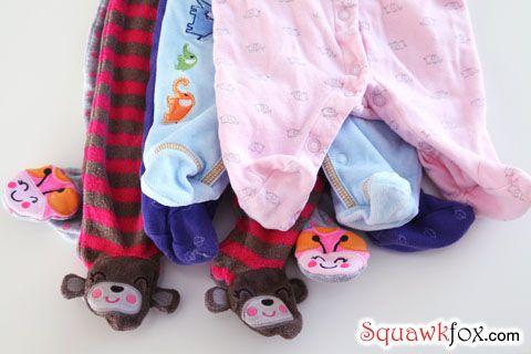 Newborn Essentials Checklist: Save money with just the baby basics   Squawkfox