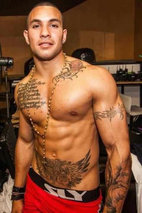 sexy latino nude men