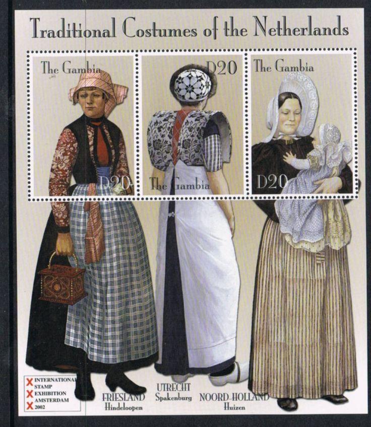 Dutch Costumes