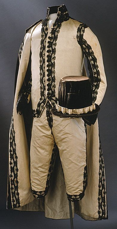 Jacket to Prince Frederick Adolf of Sweden, 1750-1803