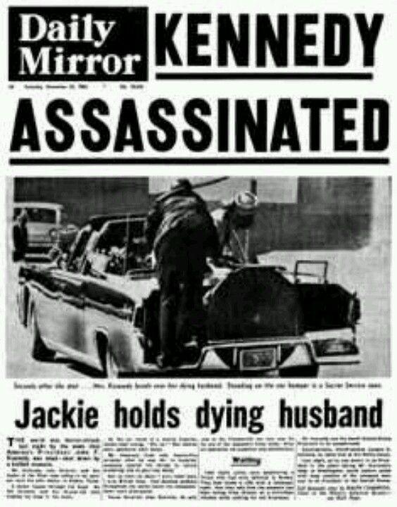 President John F. Kennedy Assassination  I wish I was around when JFK was Mr. President.