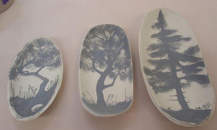 individual trees