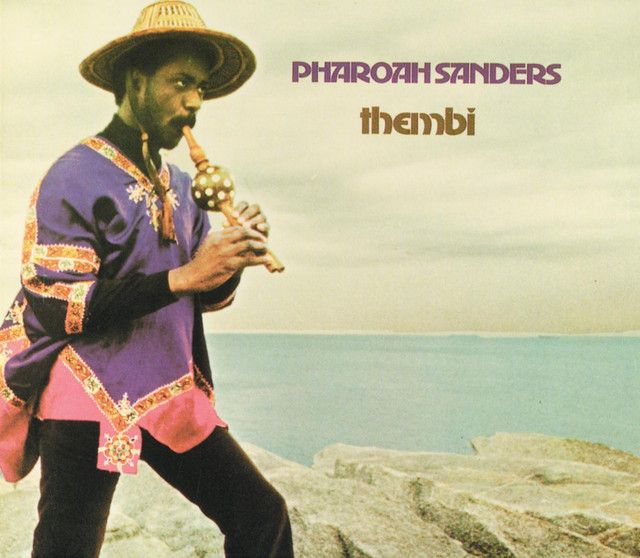 """""""Astral Traveling"""" by Pharoah Sanders added to Liked from Radio playlist on Spotify"""