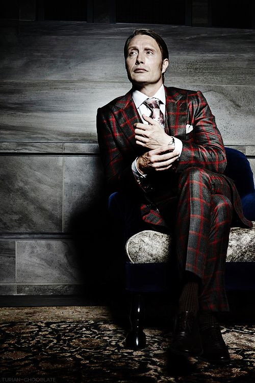 mads mikkelsen the tailored suits are so fabulous in this show