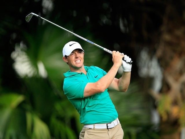 Rory McIlroy paired with Martin Kaymer, Bill Haas at the Masters