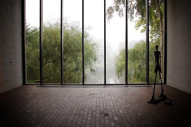 Louisiana Museum of Modern Art, Denmark.