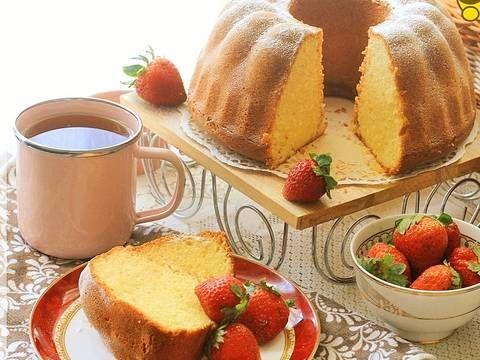 Resep Cake Tapai Keju Special versi Buttercake - Harum bangettt oleh Tintin Rayner - Cookpad