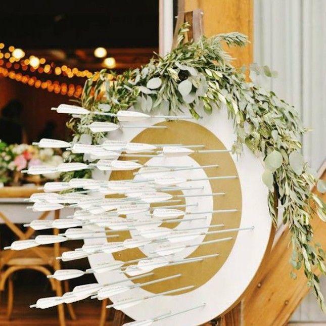 20 Unique Wedding Seating Chart Displays   Brit + Co