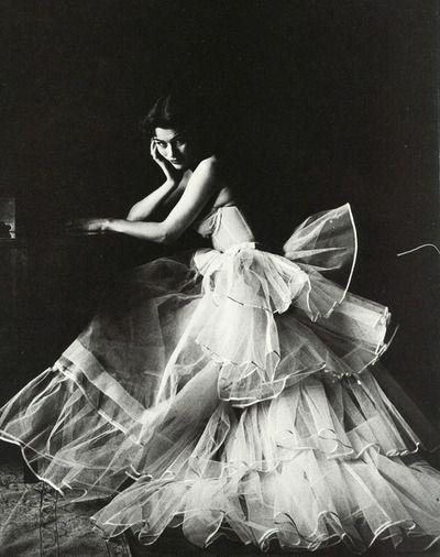 photo by Milton Greene 1953