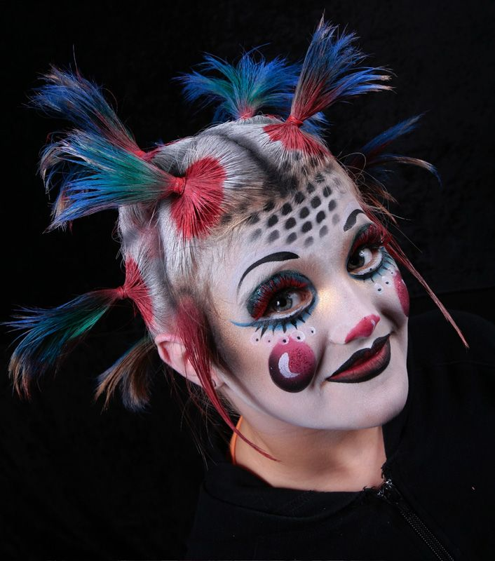 Cirque Plus :: Maquillage