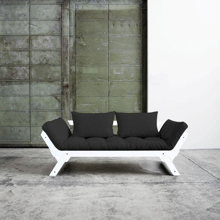 Die besten 25+ Schlafsofa grau Ideen auf Pinterest - wohnzimmer couch grau