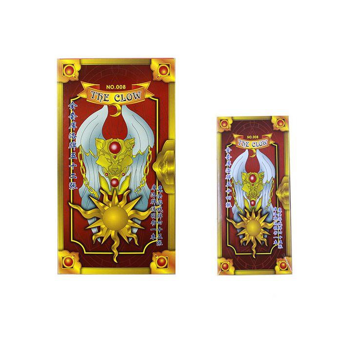 $7.16 (Buy here: https://alitems.com/g/1e8d114494ebda23ff8b16525dc3e8/?i=5&ulp=https%3A%2F%2Fwww.aliexpress.com%2Fitem%2FNewest-Cardcaptor-Sakura-55-Hope-Cards-Captor-Sakura-Magic-Cards-Mahou-Clow-anime-Cards-Cosplay-Playing%2F32793084225.html ) Newest Cardcaptor Sakura 55 Hope Cards Captor Sakura Magic Cards Mahou Clow anime Cards Cosplay Playing Game Prop Cards OT056 for just $7.16