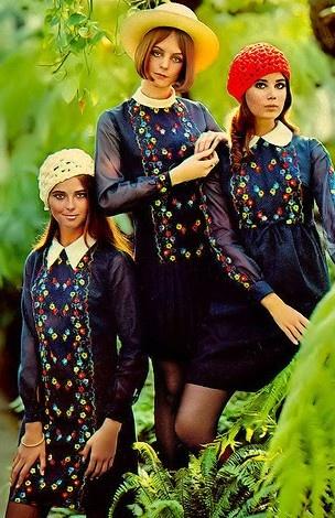 60's fashions