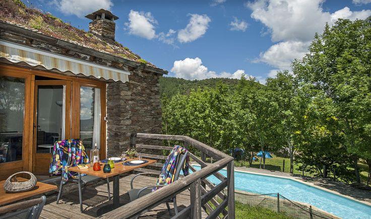 Laguedoc Rousillon , St Michel de Dèze- leuk vakantie huis 4 personen