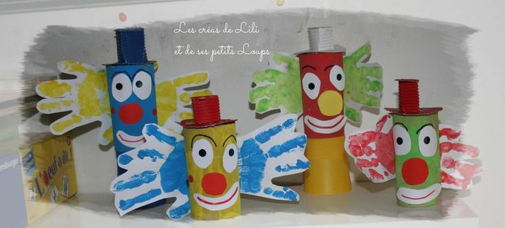 Les 4 clowns