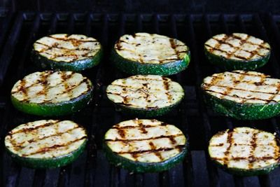 Kalyn's Kitchen®: How to Grill Zucchini - Perfect Every Time!